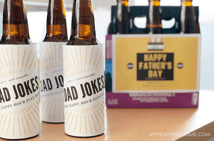 beer labels to print for father's day