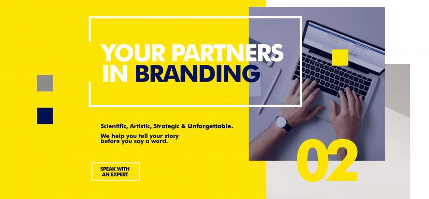 Your partners in branding