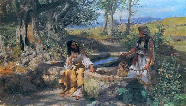What Happened at The Well? (John 4:3-26)