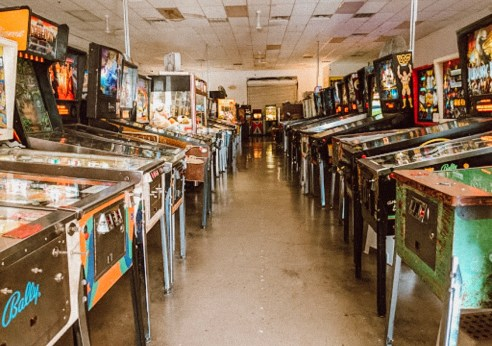 Pinball Hall of Fame in Las Vegas