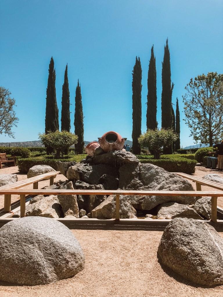 Wine tasting at Ponte Winery in Temecula California