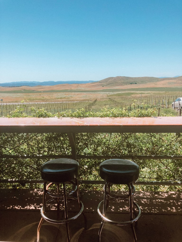 Wine tasting at Doffo winery in Temecula California