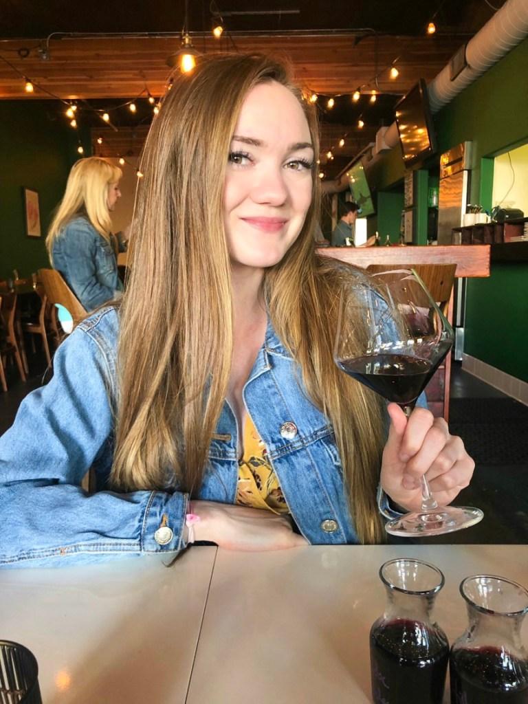 wine Tasting at Oak + Elixir in Downtown Carlsbad