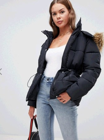 Puffer Jacket for Winter