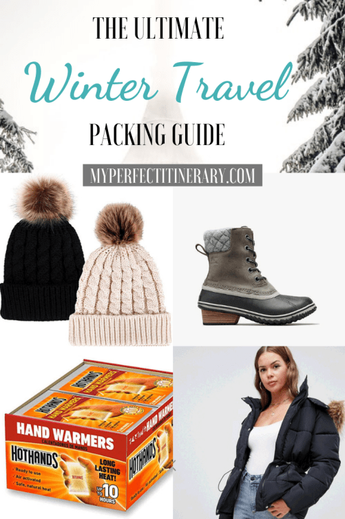 The Ultimate Winter Travel Packing Guide