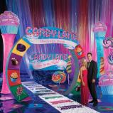 Candyland quinceanera theme