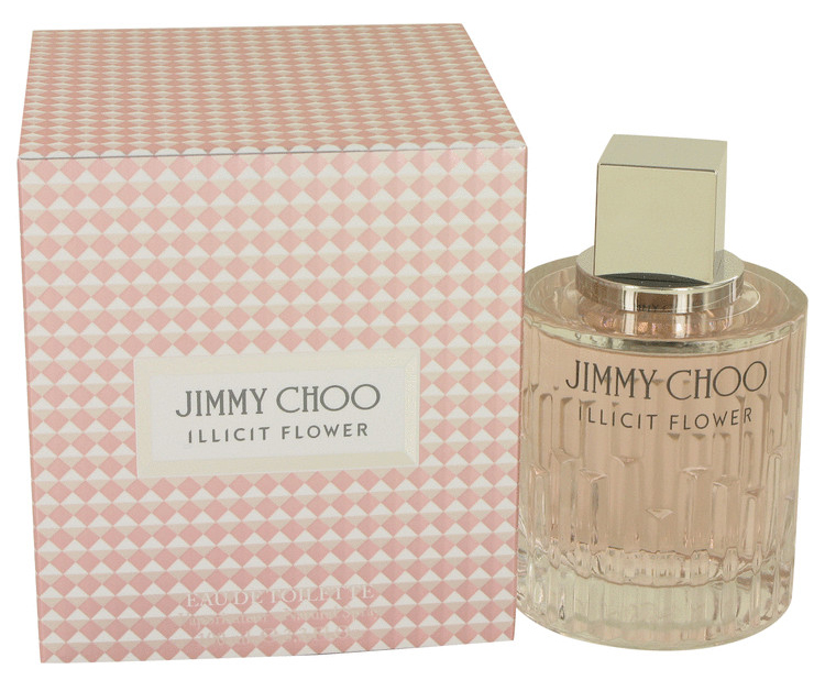 Jimmy Choo Illicit Flower Perfume For Women By Jimmy Choo