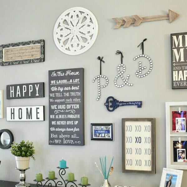 { Gallery Wall } Inspiration…