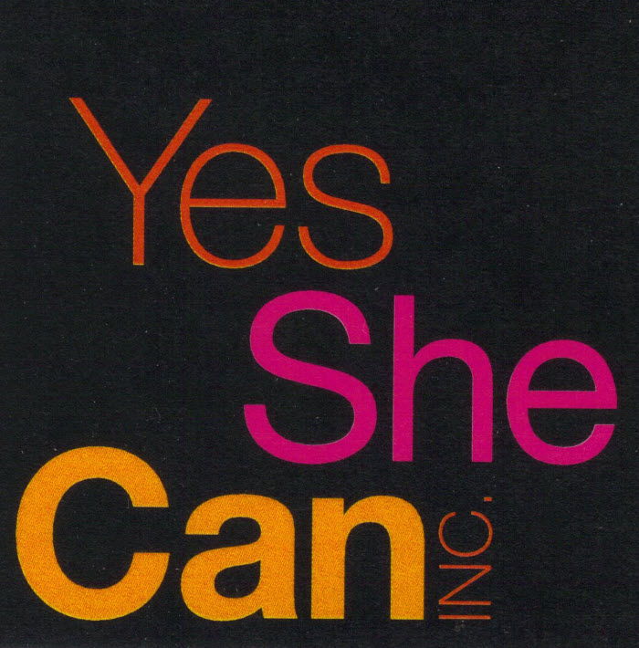 Yes She Can (1/2)