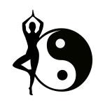 yin/yang yoga graphic