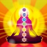 Chakras meditation - MS ClipArt