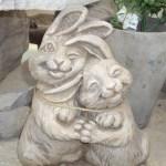 Rabbit Statues
