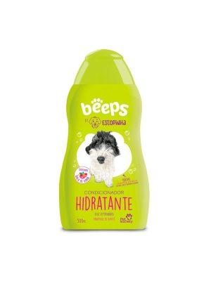 Condicionador Hidratante Beeps Estopinha Cães e Gatos 500ml Pet Society