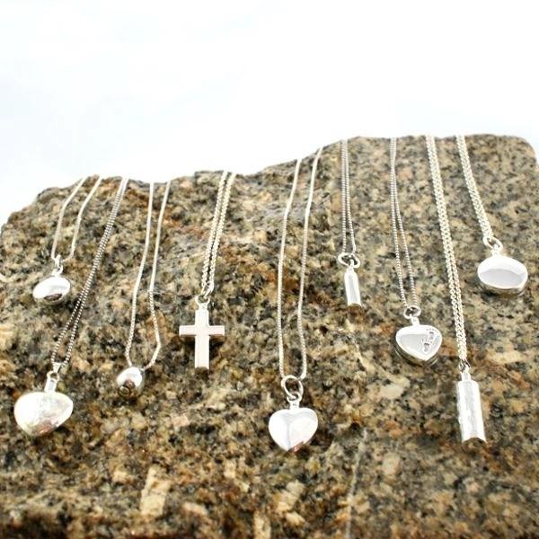 Silver Pet Memorial Jewellery Range