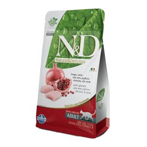 N&D Gato Adulto 7,5 Kg