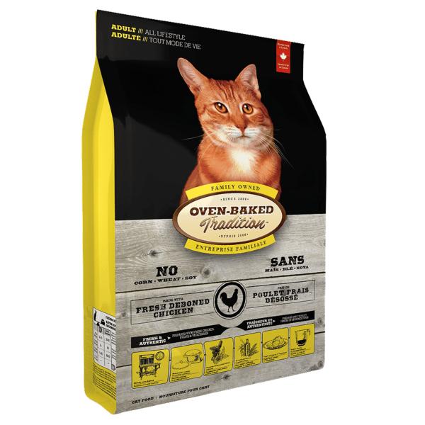 Oven-Baked® Gato Adulto