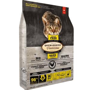 Oven-Baked® Grain Free Gato