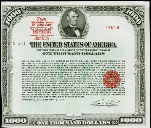 us-government-bond