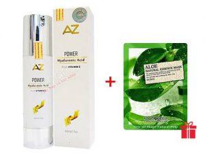 Serum Giữ Ẩm, Ngừa nếp nhăn và Làm Trắng Da AZ Power Hyaluronic Acid