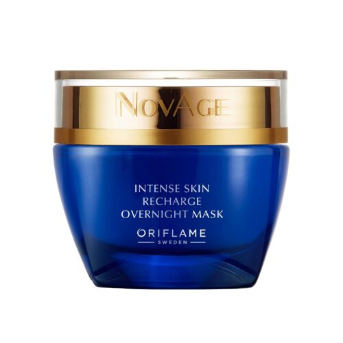 33490 oriflame - Mặt nạ ngủ Oriflame NovAge Intense Skin Recharge Overnight Mask
