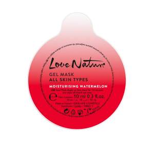 mặt nạ oriflame Love Nature Gel Mask All Skin Types Moisturising Watermelon 34863
