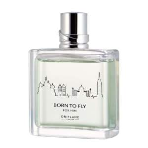 nước hoa nam oriflame Born To Fly For Him Eau de Toilette 34490