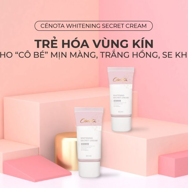 Cenota Whitening Secret Cream