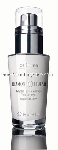 Oriflame Diamond Cellular Night Restorative Treatment - 18437