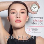 Catalogue mỹ phẩm Oriflame tháng 4-2013