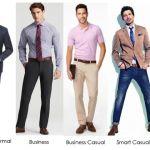 Bí quyết ăn mặc dành cho nam giới