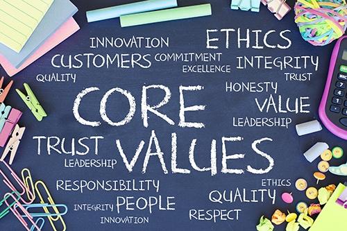myphilanthropy valeurs d'entreprise