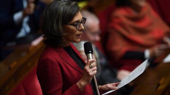 Florence Provendier, députée des Hauts-de-Seine