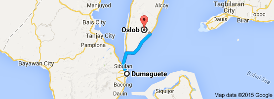 Dumaguete to Oslob