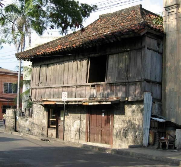 The oldest house in Cebu City c. 1738, a classic bahay na bato