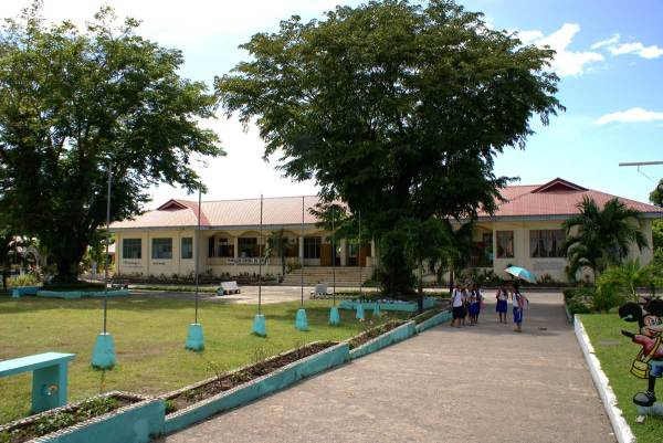 Gabaldon Building of Central School of Tibiao, Tibiao, Antique Province