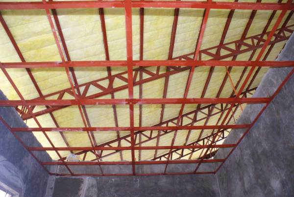 Our Philippine House Project Ceiling Support System And