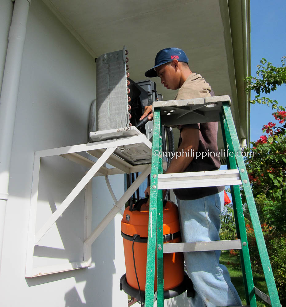 Our philippine house project air conditioning my philippine life cleaningaircon publicscrutiny Image collections