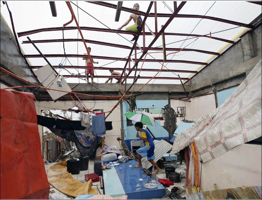 Lessons from Yolanda – Building Construction | My Philippine Life
