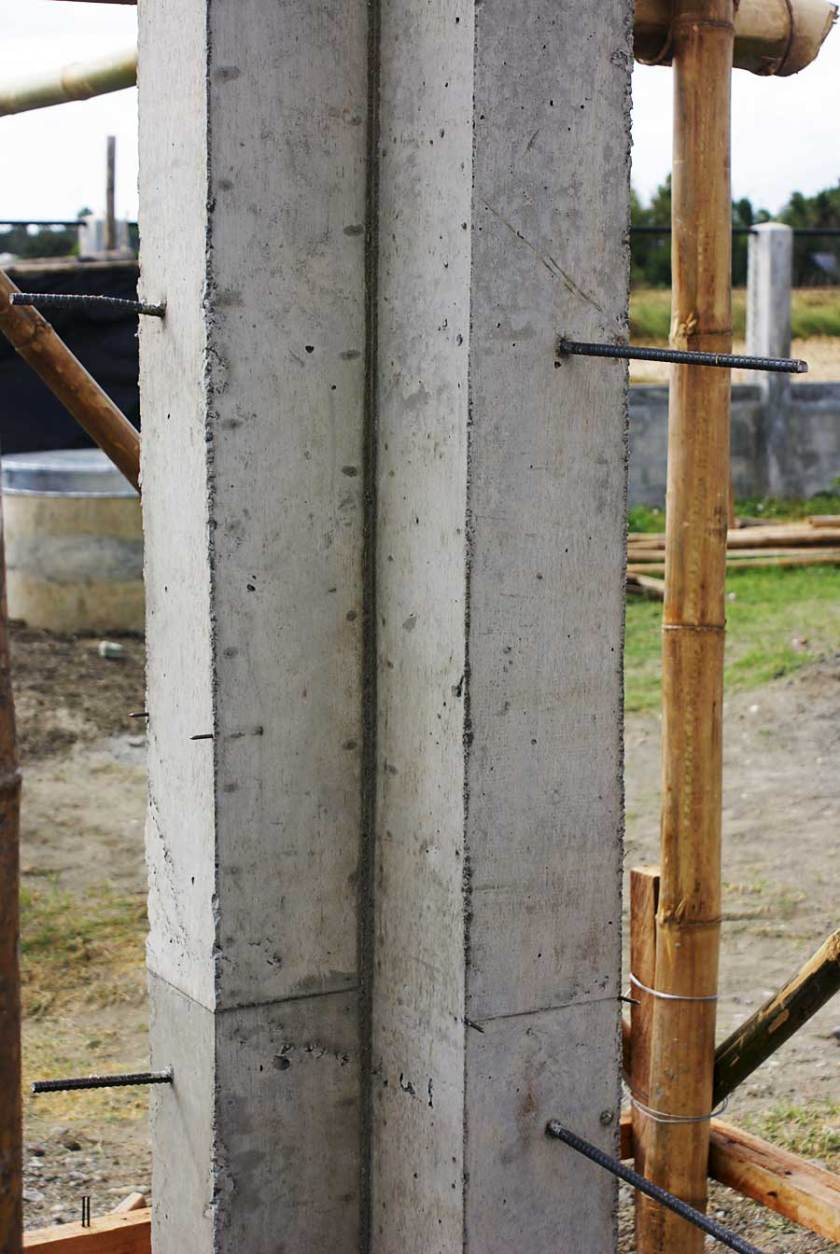 An almost perfect column