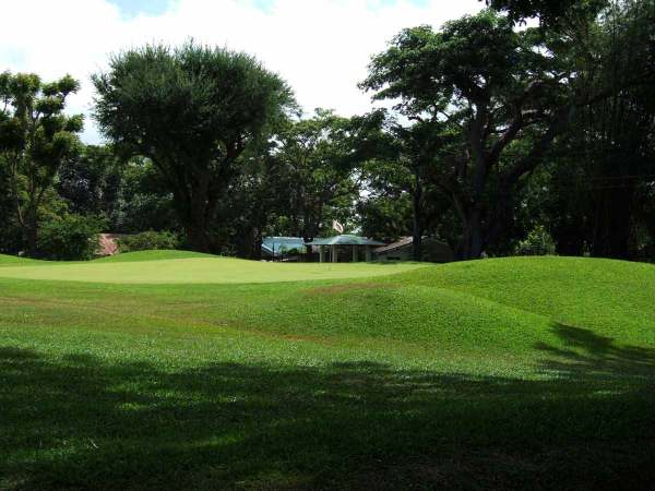 Santa Barbara, Iloilo Golf Course
