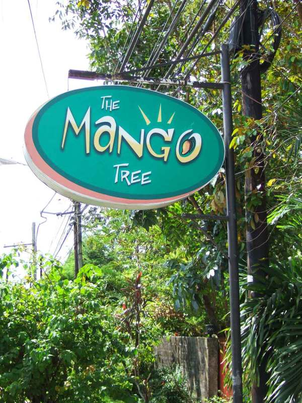 The Mango Tree Restaurant in Mandurriao, Iloilo City