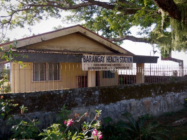 Barangay Health Center in Napnapan, Tigbauan, Iloilo