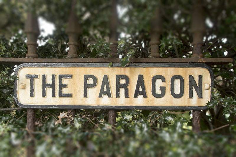 The Paragon-Bristol copy