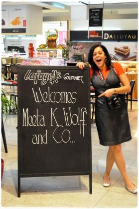 Meeta at Lafayette Gourmet