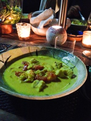 Swedish fish soup
