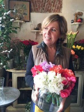 Foglie, fiori e fantasia in Milan Italy by mycustardpie.com