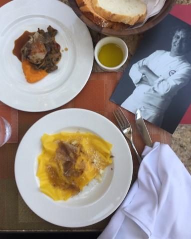 Surprising things about truffles with Georgio Locatelli. Read more on mycustardpie.com