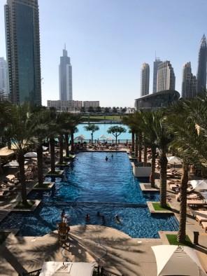 The Palace afternoon tea, Downtown Dubai