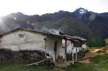 Domingo Peña's place in front of Bolívar Peak - Mérida - Venezuela