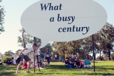Canberra Centennial Year